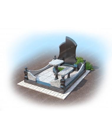 Мемориальный комплекс МК009