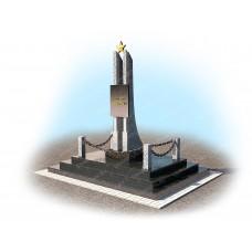 Мемориальный комплекс МК020