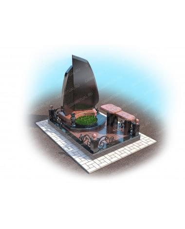 Мемориальный комплекс МК048