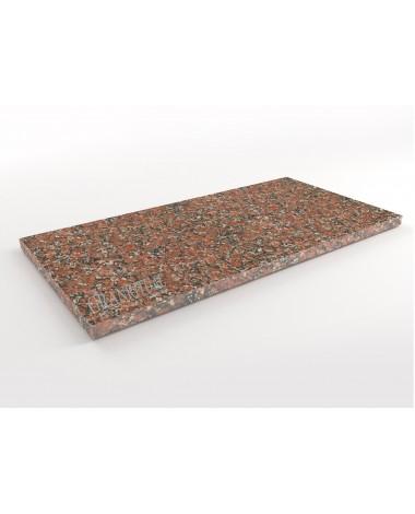 Гранитная плитка капустинская