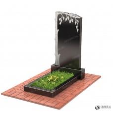 Памятник резной Р068