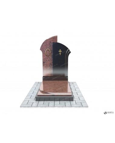 Памятник из гранита Комбинированный К006
