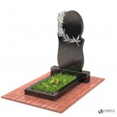 Памятник резной Р015