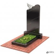 Памятник резной Р036