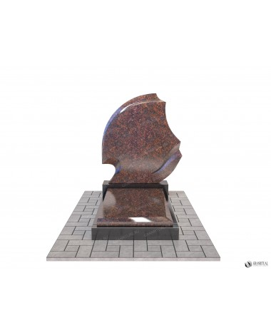 Памятник из гранита Комбинированный К004