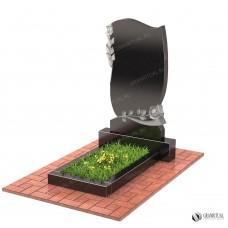 Памятник резной Р018