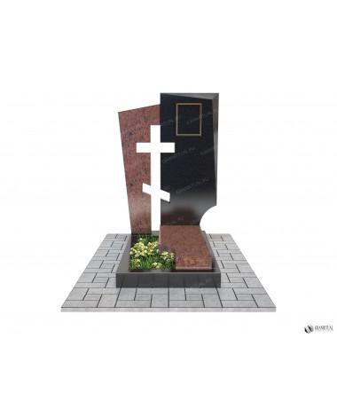 Памятник из гранита Комбинированный К032