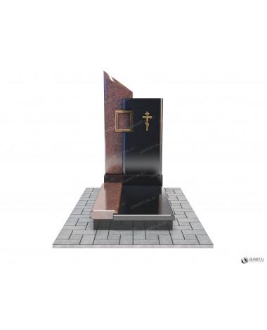 Памятник из гранита Комбинированный К005