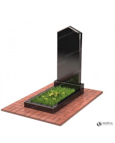 Памятник из гранита Вертикальный В011