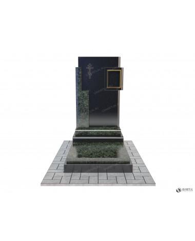 Памятник из гранита Комбинированный К003
