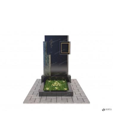 Памятник из гранита Комбинированный К016