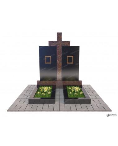 Памятник из гранита Комбинированный К050
