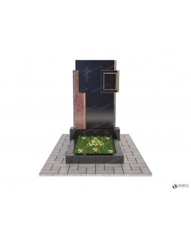 Памятник из гранита Комбинированный К017