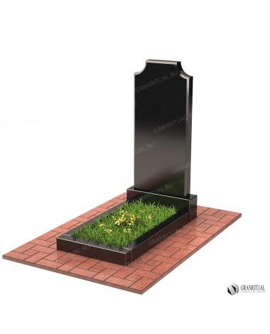 Памятник из гранита Вертикальный В042