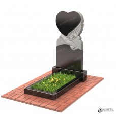 Памятник резной Р041