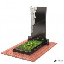 Памятник резной Р010