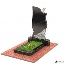 Памятник резной Р035