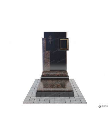 Памятник из гранита Комбинированный К008