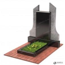 Памятник двойной Д028