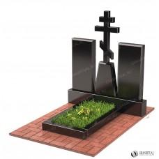 Памятник двойной Д017