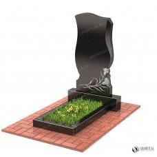 Памятник резной Р021