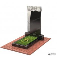 Памятник резной Р005