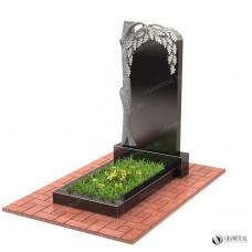 Памятник резной Р046