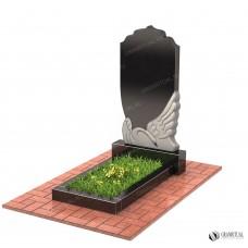 Памятник резной Р037