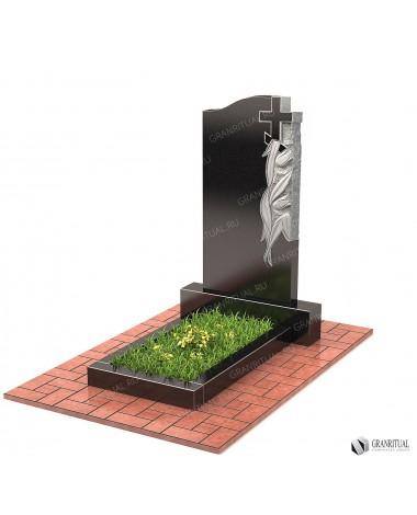 Памятник из гранита Резной Р030
