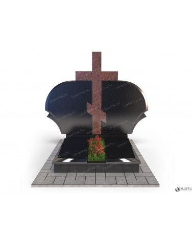 Памятник из гранита Комбинированный К031