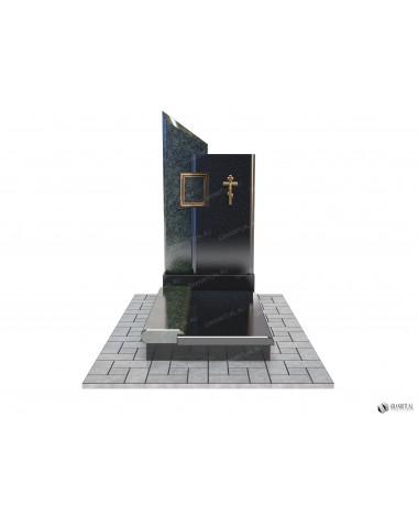 Памятник из гранита Комбинированный К036