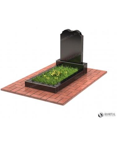 Памятник из гранита Недорогой Н010