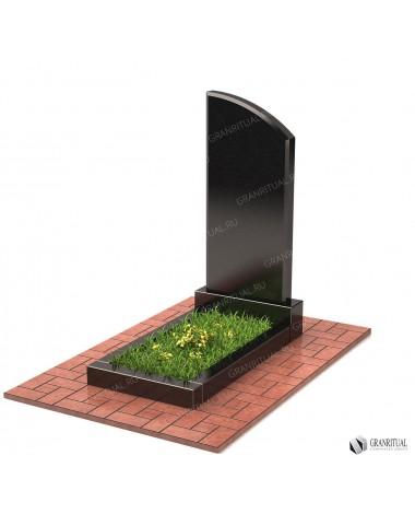 Памятник из гранита Вертикальный В037