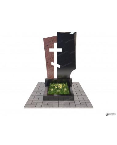 Памятник из гранита Комбинированный К047