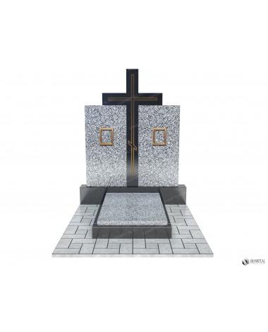 Памятник из гранита Комбинированный К024