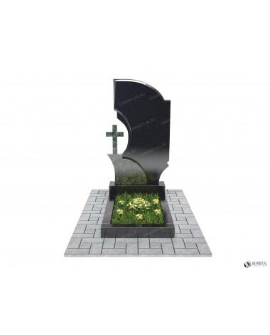 Памятник из гранита Комбинированный К015