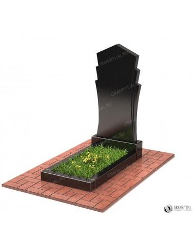 Памятник из гранита Вертикальный В005