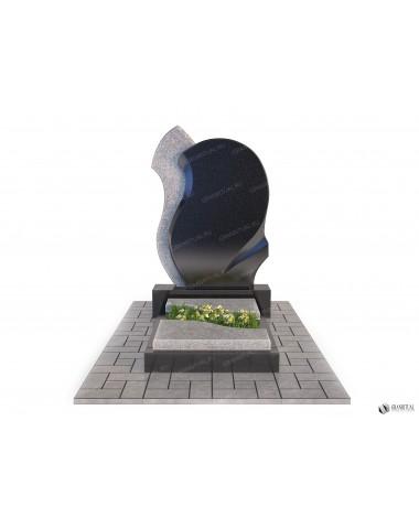 Памятник из гранита Комбинированный К030