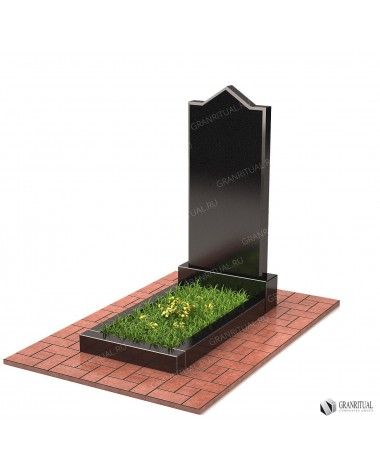 Памятник из гранита Вертикальный В041