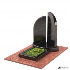 Памятник двойной Д023