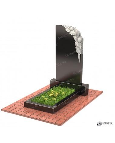 Памятник из гранита Резной Р016