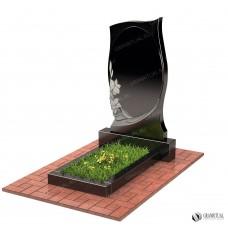 Памятник резной Р003