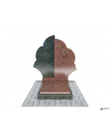 Памятник из гранита Комбинированный К055