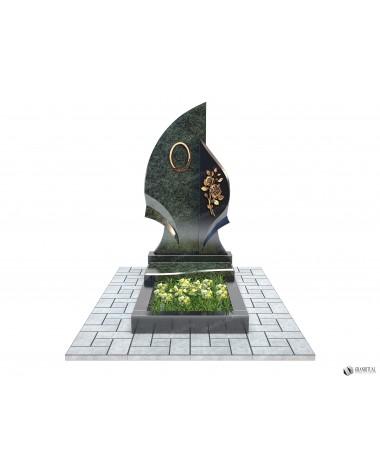 Памятник из гранита Комбинированный К042