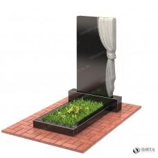 Памятник резной Р033