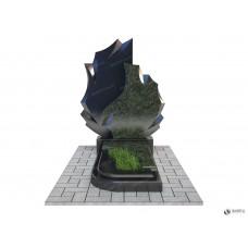 Памятник комбинированный К035