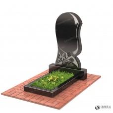 Памятник резной Р017