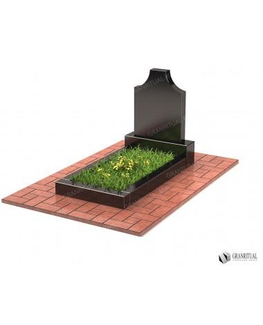 Памятник из гранита Недорогой Н005