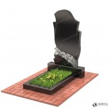 Памятник резной Р023