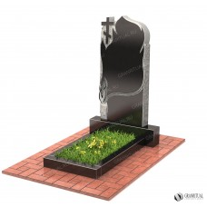 Памятник резной Р029